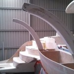 davits dry fit