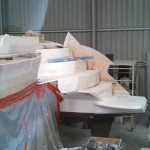 starboard steps dry fit
