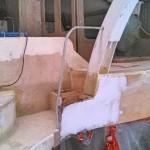 hand rail dry fit 1