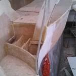 hand rail dry fit 2