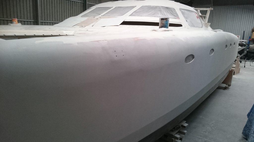 port microsurfacer pre sand bumpy bow 2