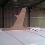 first rough radar stand