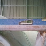 sheeting points level starboard