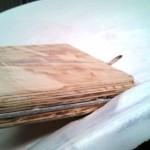 sheeting wing sheer web slot