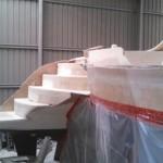 port steps dry fit