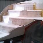 port stern steps glassed in