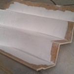 stern steps underside white coated