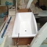bath first dry fit