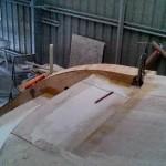 curved step side top glued down 1
