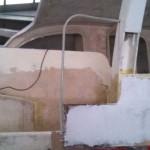 hand rail dry fit